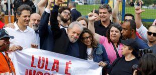 Post de Amor entre rejas: Lula da Silva anuncia su boda tras salir de la cárcel