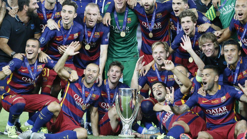 La Supercopa del Barcelona se convierte en la emisión más vista del verano (39,5%)