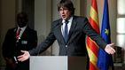 Puigdemont: Estoy convencido de que los catalanes no aceptarán este golpe de Estado