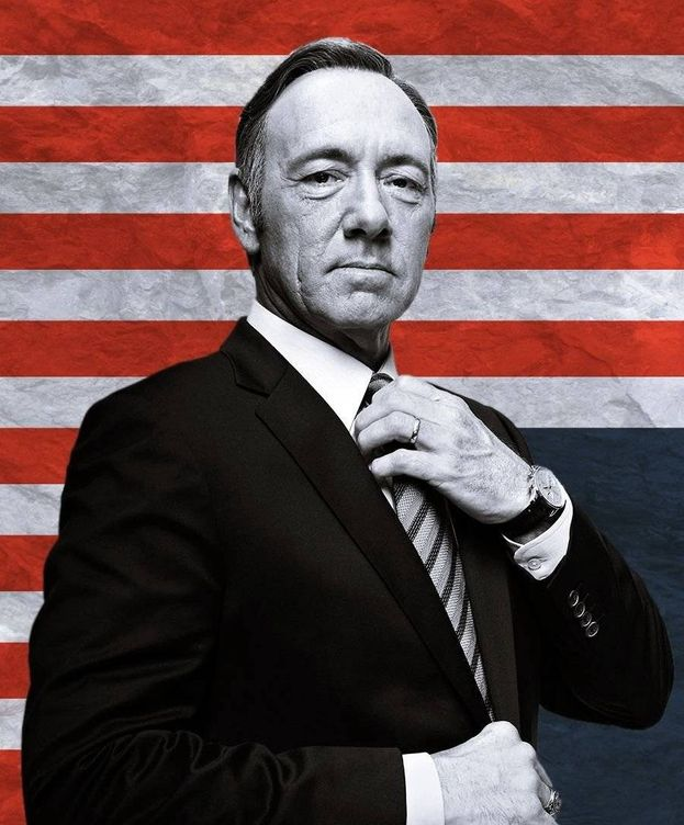 Foto: Kevin Spacey en una imagen de 'House of Cards'.