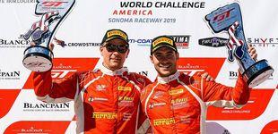 Post de Miguel Molina, el candidato español de Ferrari para ganar las 24 Horas de Le Mans