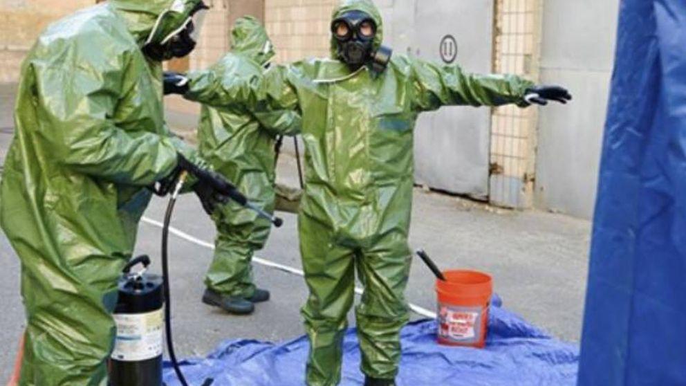 Exmilitar y experto en guerra biológica: el contratista de los hospitales de campaña