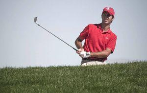 Campillo, primer golfista en firmar 59 golpes en el Tour Europeo