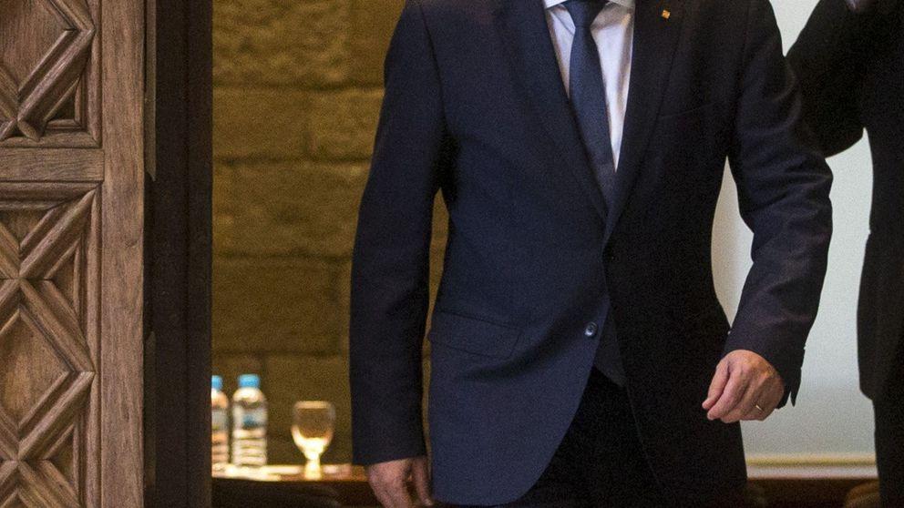 TV3 difunde la entrevista a Puigdemont tras borrar una frase sobre la  DUI