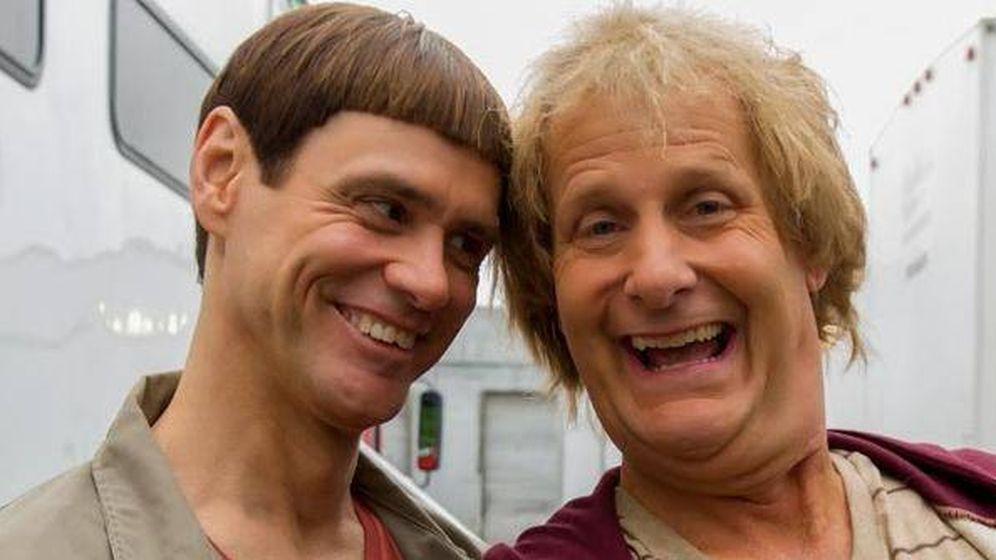 Foto: Fotograma de 'Dos tontos muy tontos'.