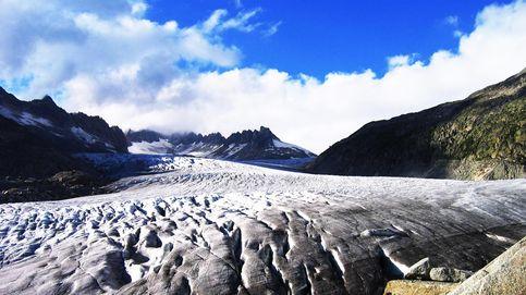 Ascenso al glaciar Gletcher