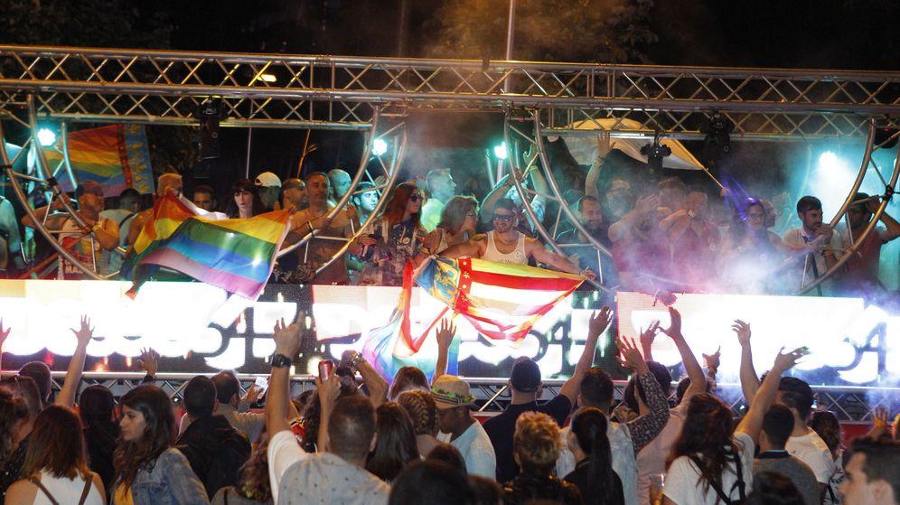 Foto: Celebración del Orgullo Gay 2018 | EFE