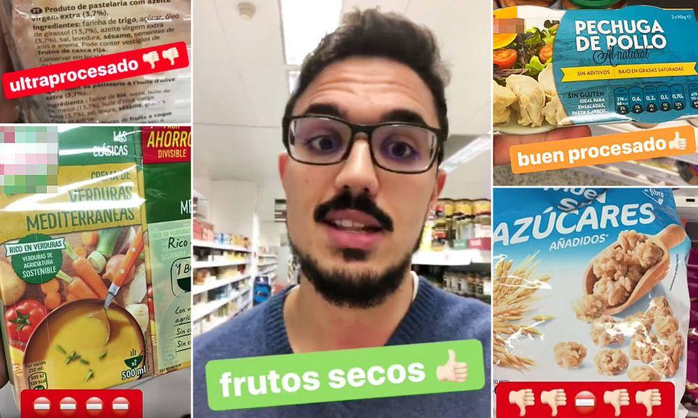 Foto: Carlos Ríos, en sus vídeos de YouTube.