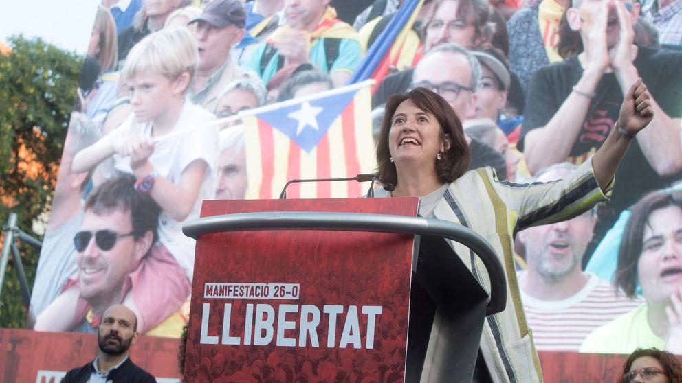 La ANC presiona contra la mesa para Cataluña: Es para mantener las formas