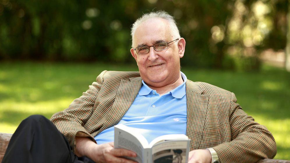 Foto: Manuel de León, fundador y exdirector del Instituto de Ciencias Matemáticas (ICMAT).