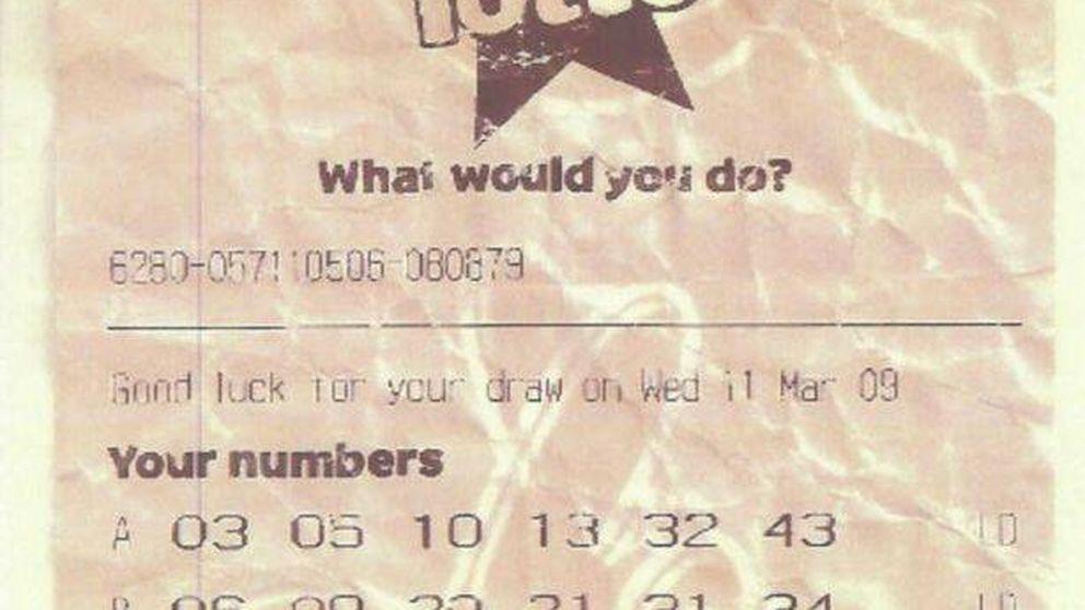 Le tocan tres millones a la lotería pero termina en la cárcel por estafa