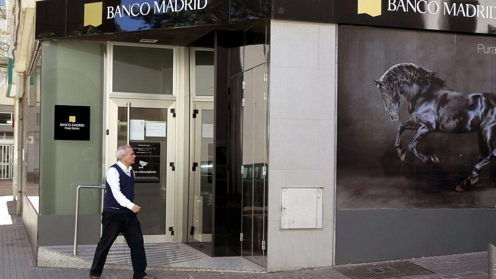 Los gestores de Banco Madrid piden árnica al juez para blindarse de la CNMV