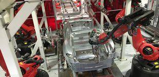 Post de Galicia y Portugal se enzarzan en una pugna por la fábrica de Tesla Motors