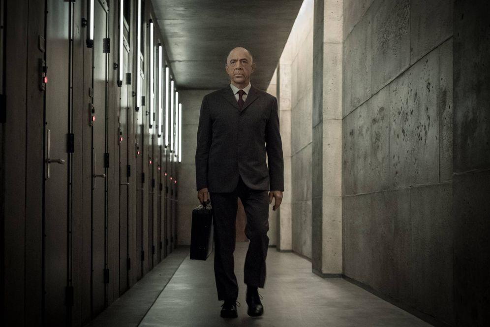 Foto: J. K. Simmons en una imagen de 'Counterpart' (HBO)