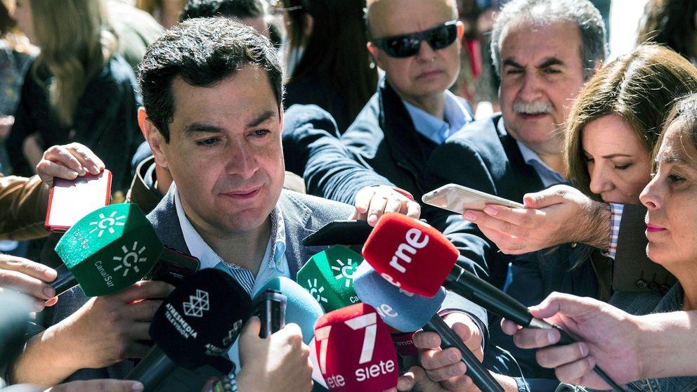 El voto urbano fulmina al PP andaluz: PSOE y Cs se imponen en las ciudades