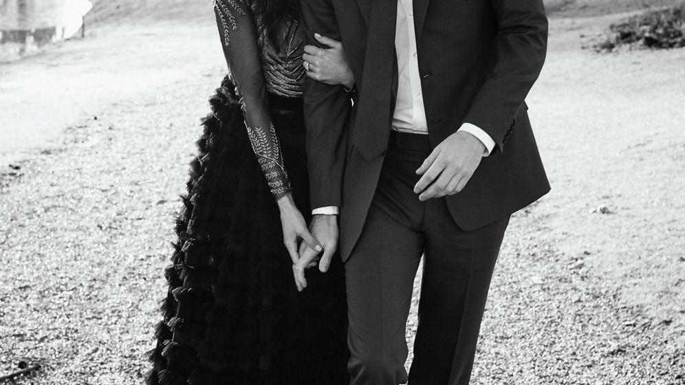 Foto: El príncipe Harry y Meghan Markle. (Reuters)