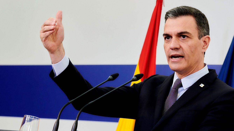 Foto: El presidente de Gobierno, Pedro Sánchez. (EFE)