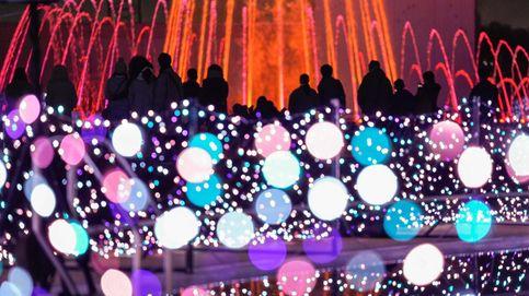 Festival de luces en Tokio, Japón