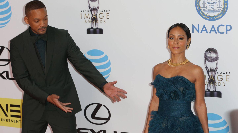 Will Smith y Jada Pinkett, en una imagen de archivo. (Getty)