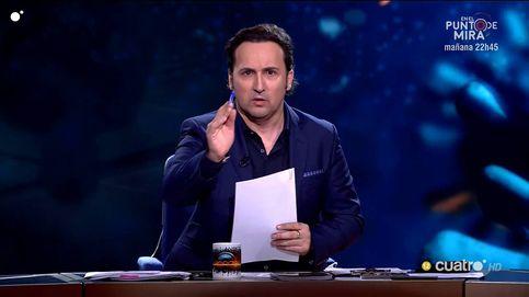 El palo de Iker Jiménez a los expertos que tranquilizan sobre AstraZeneca