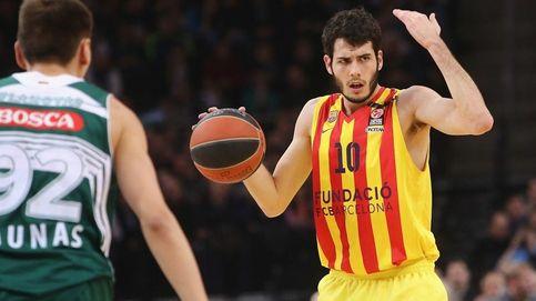 El Barcelona gana con autoridad en Kaunas y mete presión al Madrid
