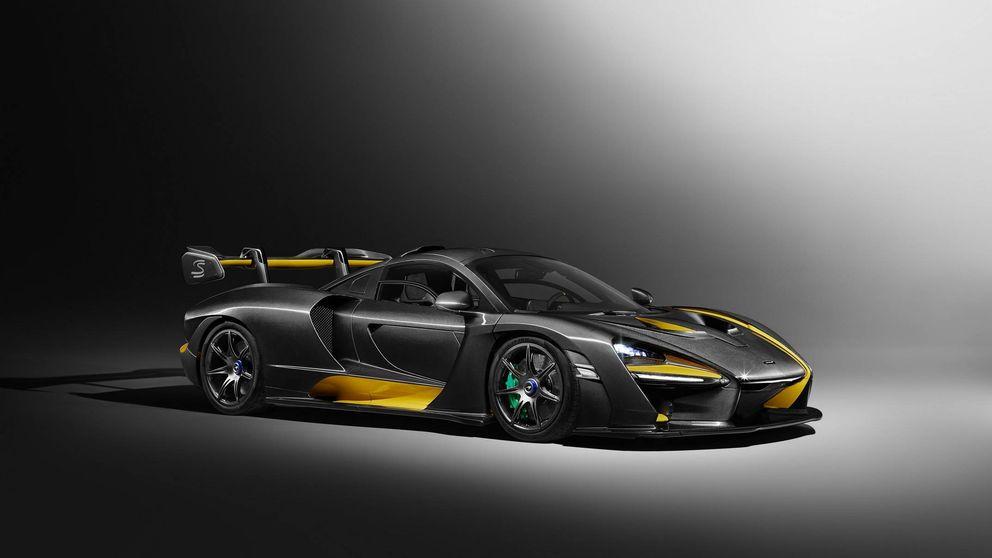 McLaren Senna o Porsche 911 GT3 RS, los deportivos también mandan en Ginebra