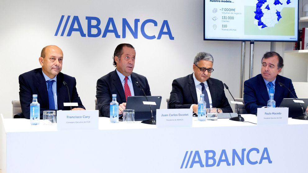 Abanca saca músculo: podría comprar Liberbank o Unicaja a golpe de talonario