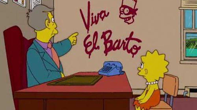 ¡Viva El Barto!