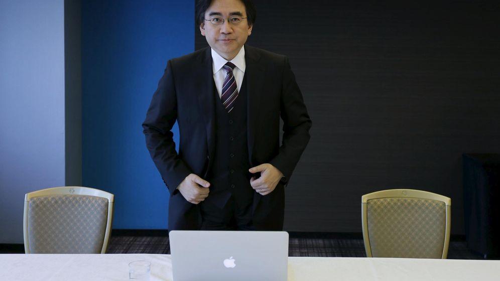 Foto: Muere Satoru Iwata, presidente de Nintendo (REUTERS)