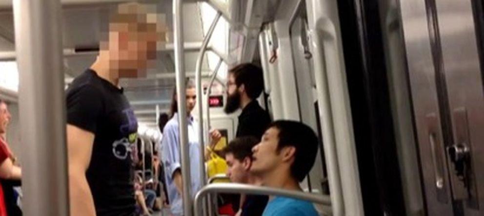Foto: Los Mossos investigan una presunta agresión racista en el Metro de Barcelona