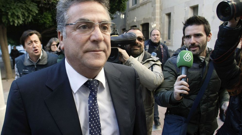 Foto: Una empresa vinculada el empresario Enrique Ortiz ha comprado el Hércules por medio millón de euros.
