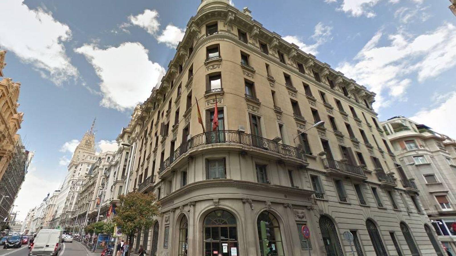 Foto: Gran Vía 18. (Google Maps)