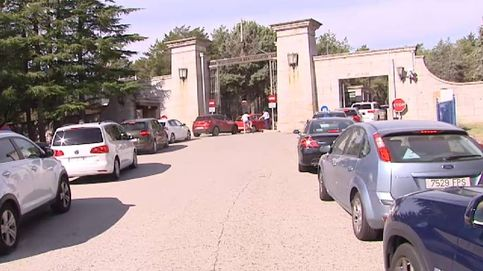 Las visitas al Valle de los Caídos se disparan tras la sentencia del Supremo