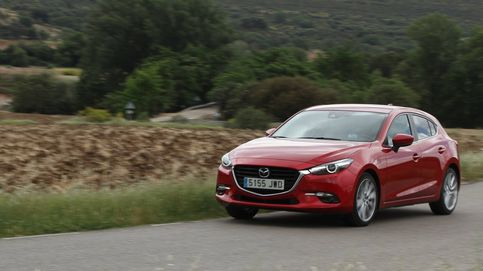 Mazda 3, confort y espacio interior en un compacto diferente