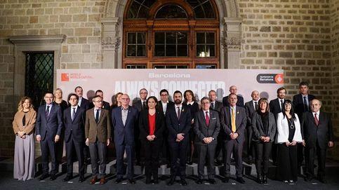 Colau pide ayuda a Pallete para salvar el Mobile World Congress en Barcelona