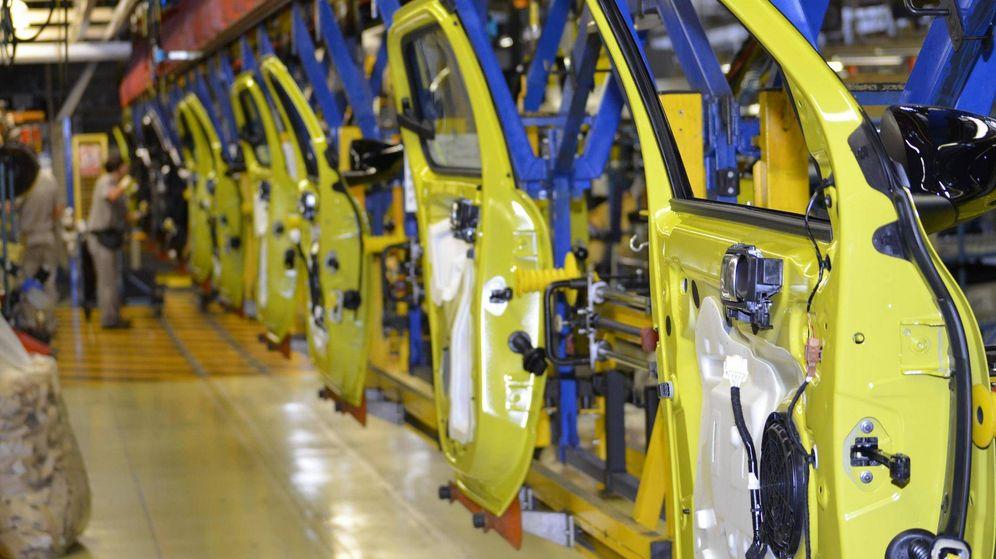 Foto: Fortaleza del sector de componentes para automoción en España