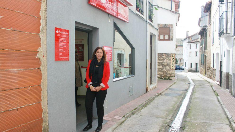 Soy autónomo y tengo un banco: el modelo que se extiende por los pueblos
