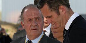 Foto: El Rey llama a capítulo a Urdangarín para que exculpe a la infanta Cristina ante el juez