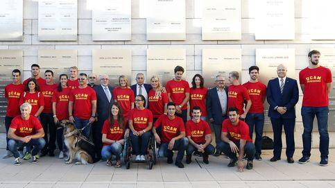 El COE y la UCAM homenajean a los medallistas de los Juegos de Río