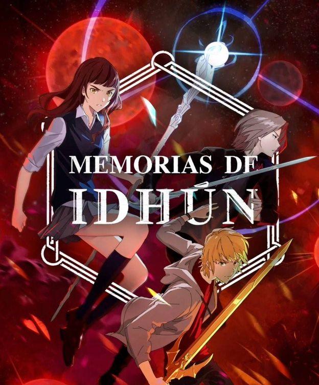 Foto: La imagen promocional de Netflix para 'Memorias de Idhún'.
