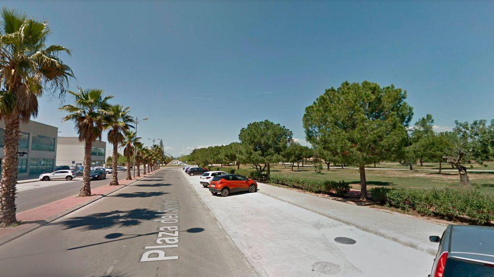 Foto: Más de 100 jóvenes se reunieron ilegalmente en el polígono Táctica de Paterna, en Valencia (Foto: Google Maps)