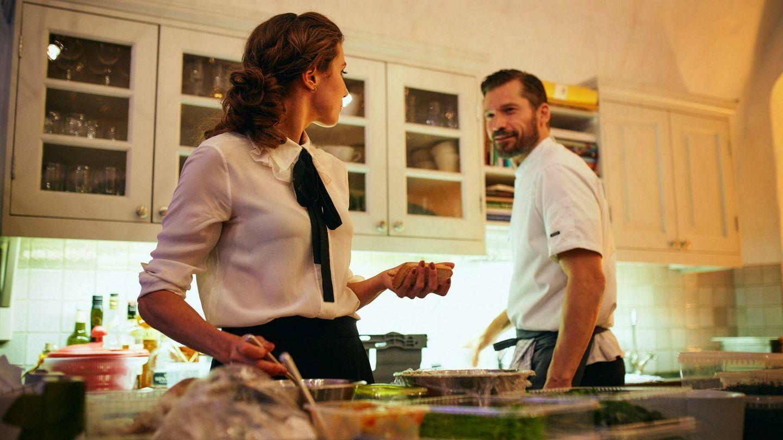La pareja de cocineros protagonista de 'Un bocado exquisito'. (Adso Films)