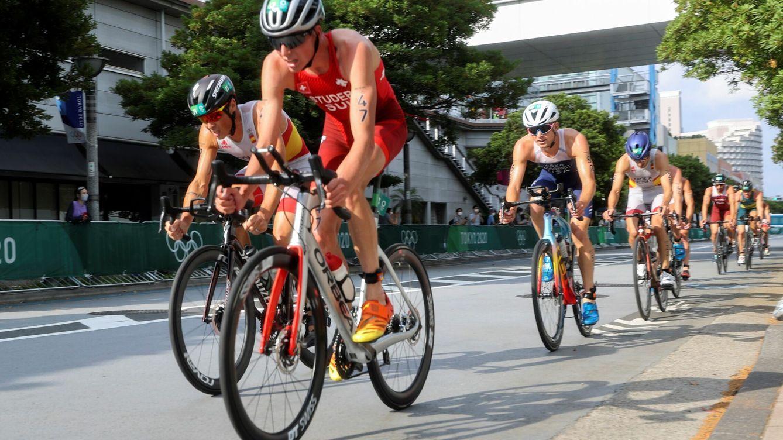 Fiasco en el triatlón: el favorito Mola fue décimo y España pierde una medalla 'segura'