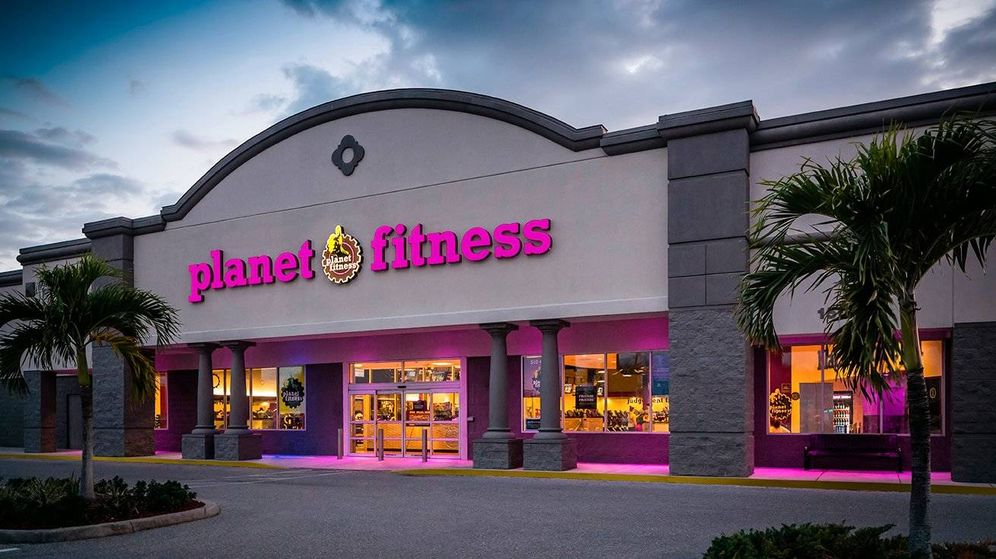 Foto: Planet Fitness.