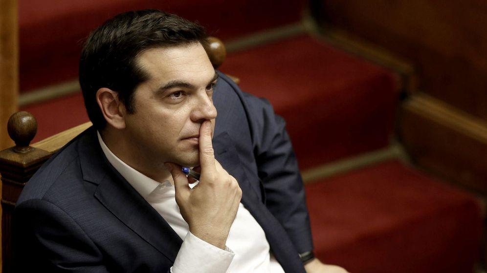 Foto: Fotografía de archivo del ex primer ministro griego Alexis Tsipras. (EFE)