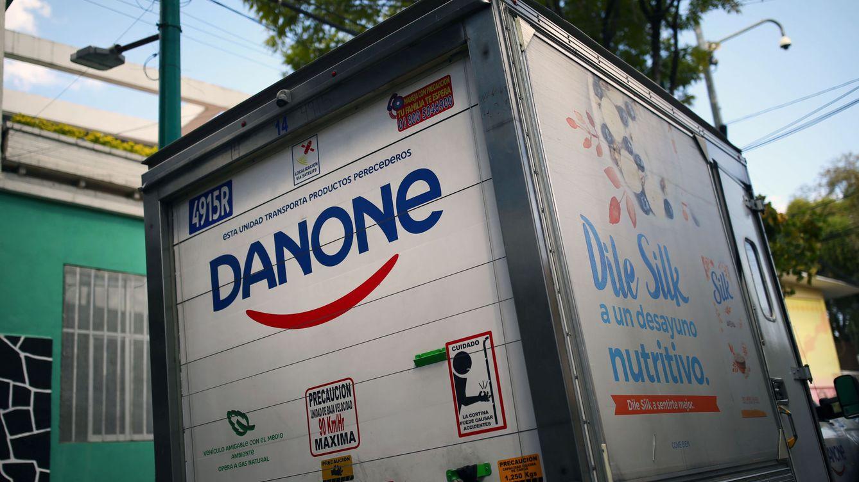 Danone anuncia cambios en su cúpula y plan estratégico por la caída de ventas