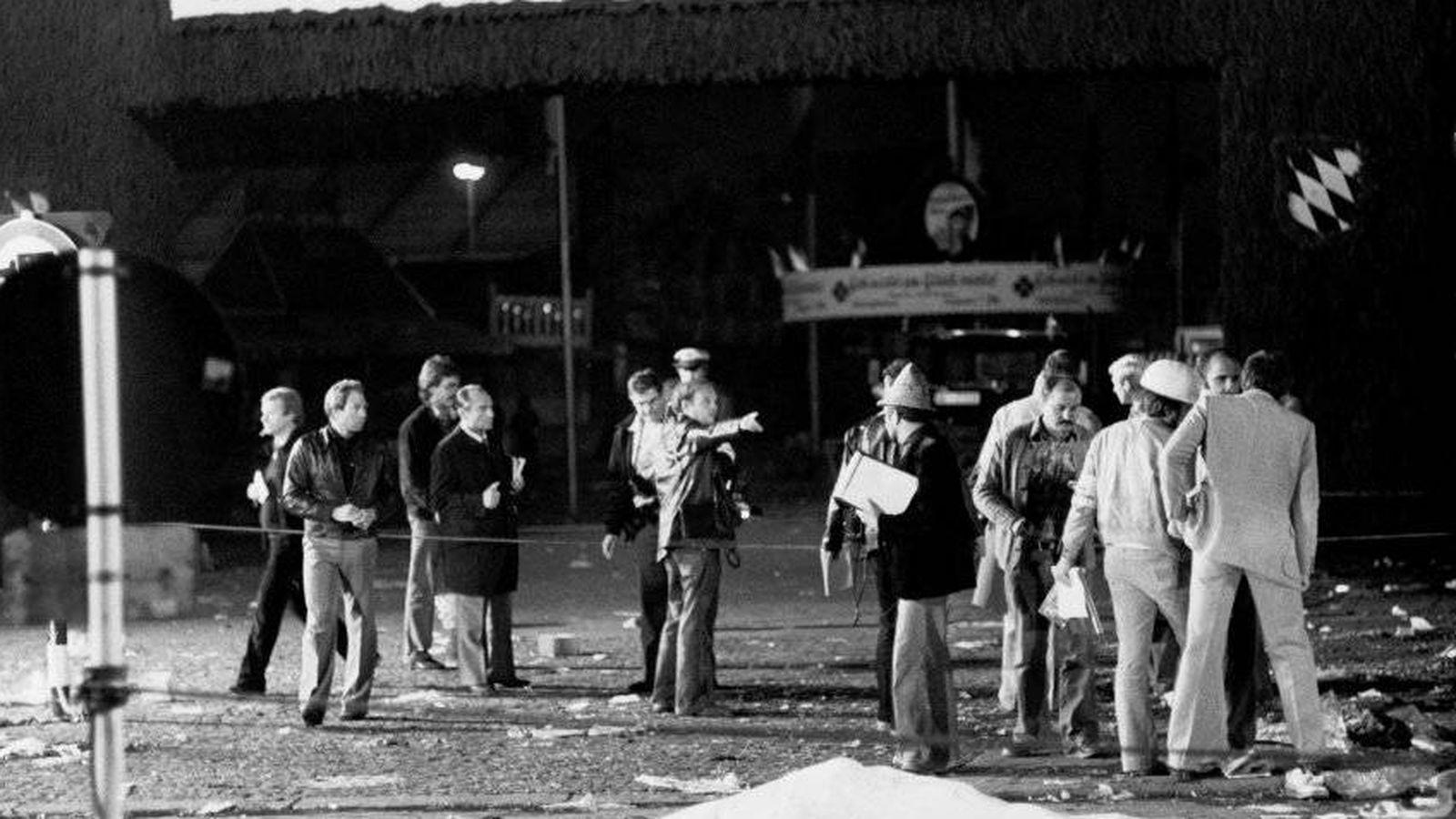 Foto: La Oktoberfest de 1980 tiñó Múnich de sangre.