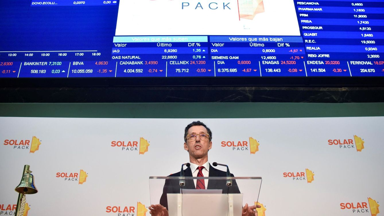 La CNMV autoriza la opa de 881 millones de EQT por Solarpack