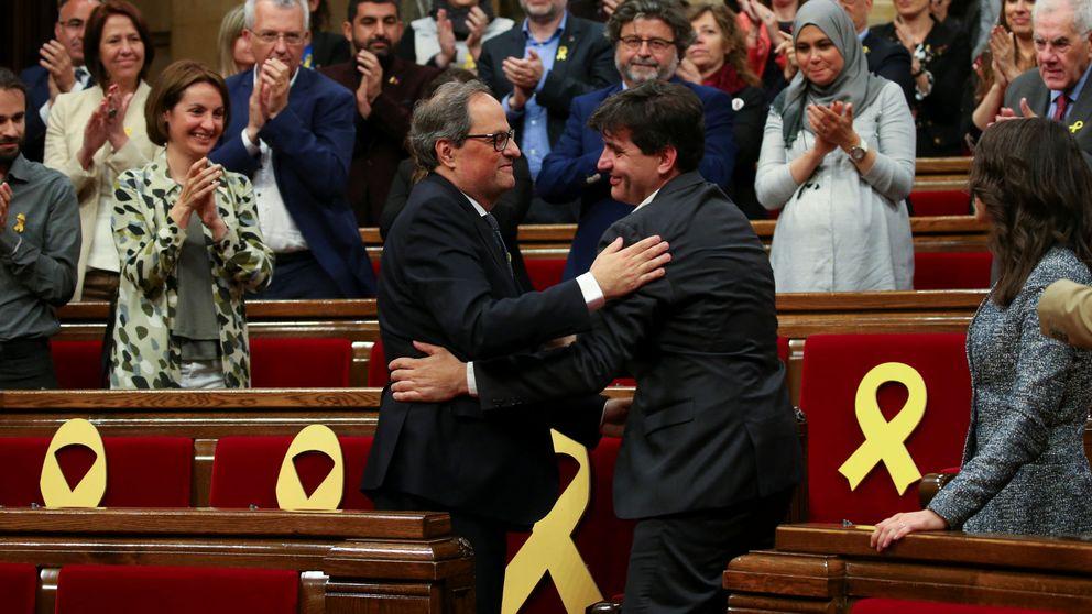 ERC, al rescate de unos Presupuestos de la Generalitat que salven la legislatura