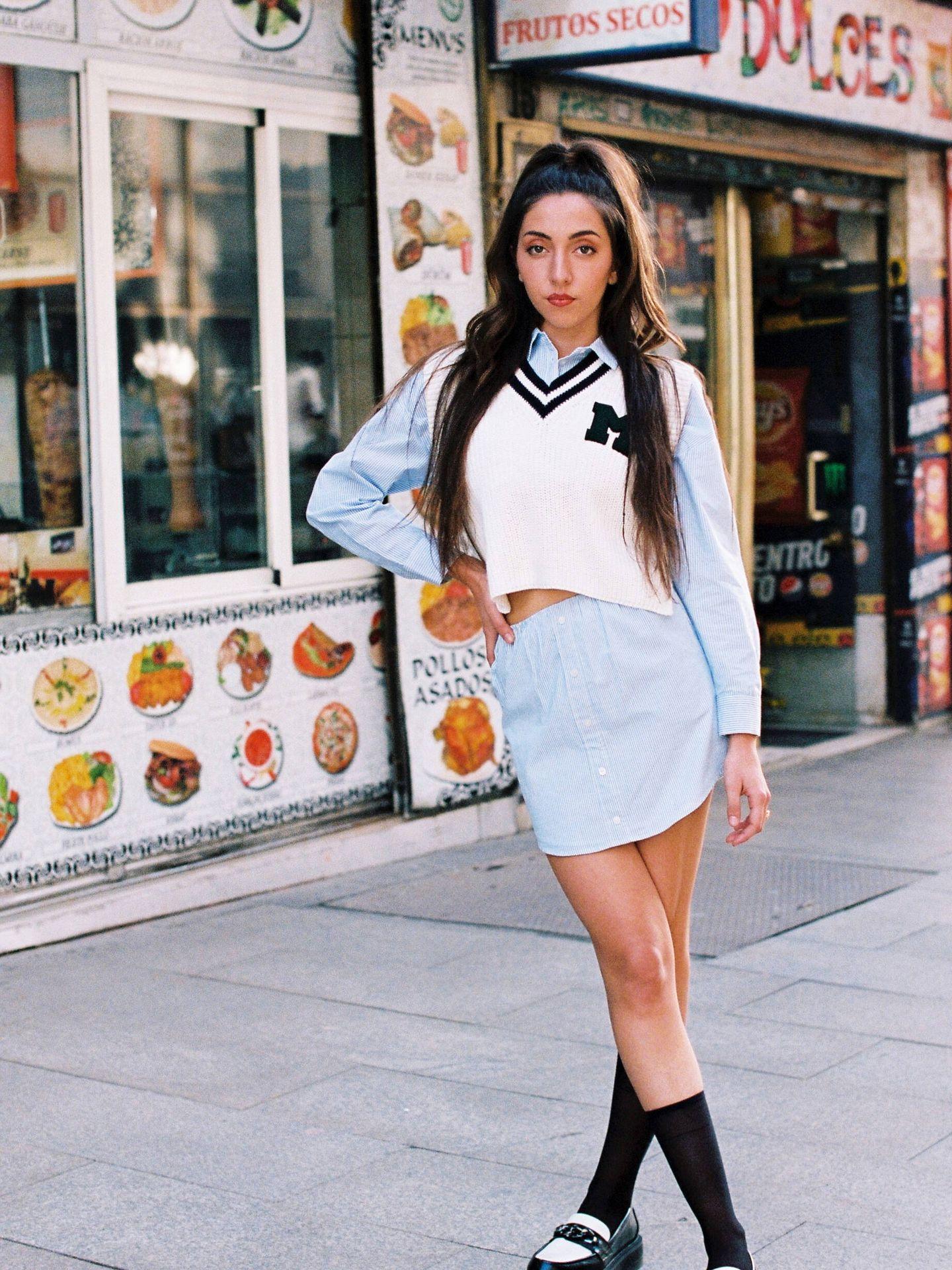 Lucía Fernanda tiene unos gustos musicales eclécticos y admira, entre otros, a Amy Winehouse y Paul McCartney. (Foto: Sony Music)